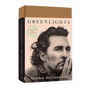 Greenlights Book (Hardcover) - Matthew McConaughey